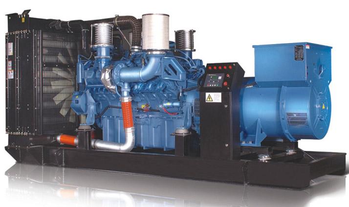 柴油发电机组油耗和负载有什么关系?